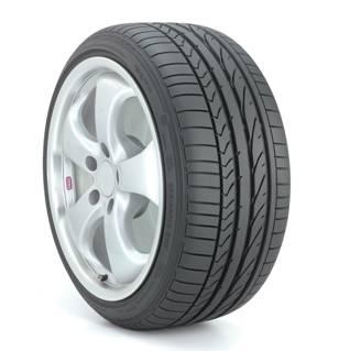 Potenza RE050A RFT/MOE/II Tires